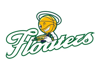 Sports logo design - Floaters