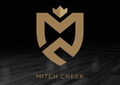 MITCH CREEK – PRO BASKETBALLER